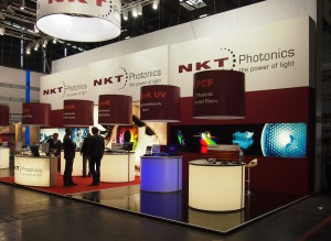 Laser World of Photonics München NKT