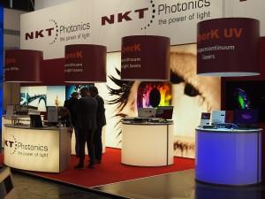 Laser World of Photonics München NKT
